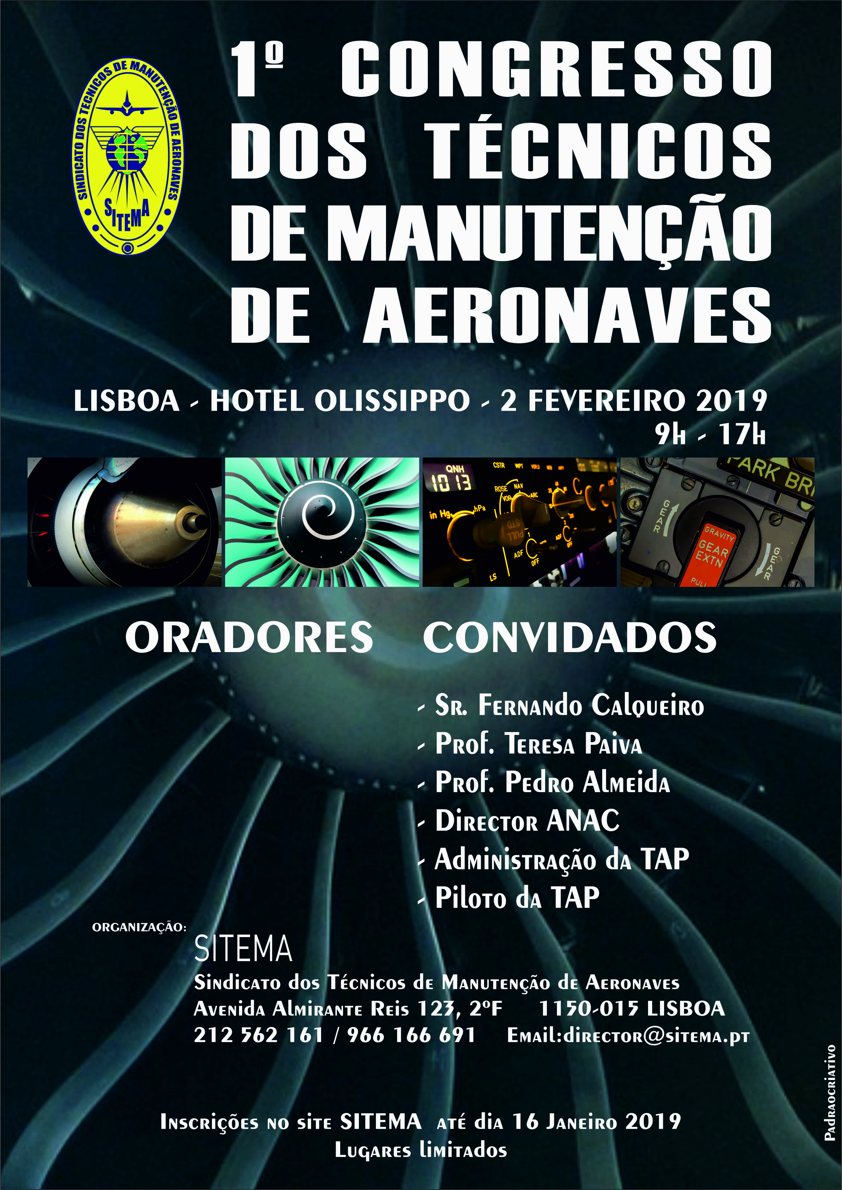 Congresso dos Técnicos de Manutenção de Aeronaves
